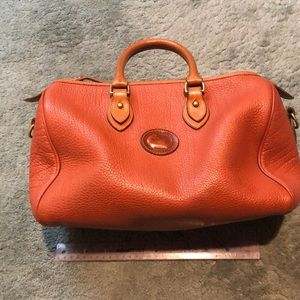 Dooney & Bourke medium satchel purse.